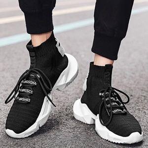 Men's sock runners